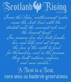 Still loving my Scotsman