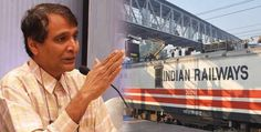 Indian Railway Minister, Suresh Prabhakar Prabhu will visit Singapore to participate as key speaker in Infrastructure Finance Summit 2015 by World Bank in association with Singapore government.