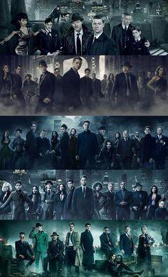 Gotham Show, Gotham Girls, Batman Family, Justice League, Comic Strips, Dc Comics, Pop Culture, Movie Tv, Hero