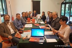 Images of the June 2013 MR editorial board meeting