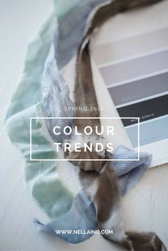 TREND COLORS FOR SPRING 2016  One of my favourite thing to do on internet is to find trending things whether they are related to wedding styling, flowers, fashion, home design or colors. As you know my love for Pinterest, you probably guessed that I'm using it a lot also for trend spotting. Besides using Pinterest for trend inspiration, I...         Read More
