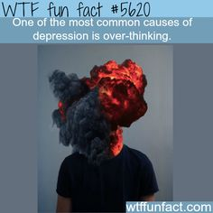 The most common cause of depression - WTF fun fact