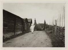 Hanaporinkatu 1929, Auttoinen. Kuvaaja Toivo Kaukoranta. Museovirasto - Musketti. Kansatieteen kuvakokoelma.