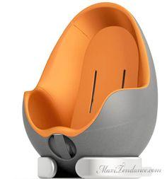 Represents Your Style Chair Design Nestt car seat for the next generation babies Modern Baby Furniture, Children Furniture, Siege Bebe, Pod Chair, Baby Chair, Baby Gadgets, Baby Supplies, Modern Kids, Kids Corner