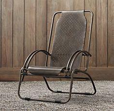Wyatt Kinetic Chairs | Restoration Hardware