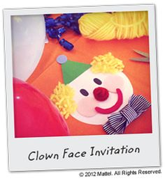 Circus Birthday Party Theme - Plan, Ideas, Games & Activities...site has tons of other themes & really creative (and inexpensive) DIY party ideas!!!