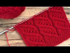 Başka yerde yok / Yapılışı çok merak edilen modeli anlattım (❤️ Knitting Patterns) - YouTube Crochet Top, Knitting Patterns, Youtube, Instagram, Fashion, Jackets, Dots, Tejidos, Chopsticks