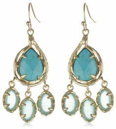 Kendra Scott Joy Spring Drop Earrings Kendra Scott. $60.00