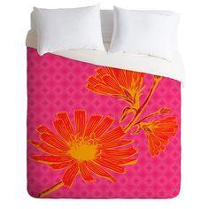 Caroline Okun Bold Chickory Duvet Cover | DENY Designs Home Accessories