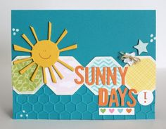 Made using Sunshine & Happiness collection from Bella Blvd.
