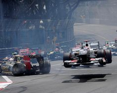 Monaco - Adhesion: Not what Pirelli was expecting Formula 1™ - The Official F1™ Website