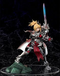 """CDJapan : Fate/Apocrypha Saber of """"Red"""" [Mordred] Collectible"""
