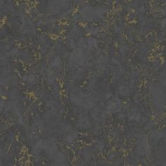 Marble Textured Black/Gold