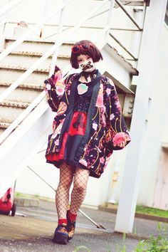japanese fashion.
