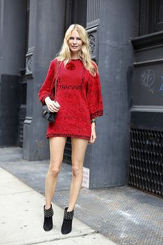 Britt + Whit: Street Style: Poppy Delevigne