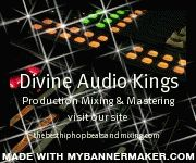 """""""Go Getta"""" Check out DIVINE AUDIO KINGS (engineers/producers) on ReverbNation"""