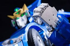 Transformers is a work of fiction. The movies and television show about cars and trucks that transform into heroic robots isn't real, but it did inspire one man to create his own version of Optimus Prime in the real world. Kenji Ishida of Brave Robotics has been working on the idea since his teens and
