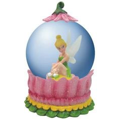 65 mm Tinker Bell Pixie Sitting In Water Globe With Flower Petal Stand by StealStreet. $29.99. This gorgeous 65 mm Tinker Bell Pixie Sitting In Water Globe With Flower Petal Stand has the finest details and highest quality you will find anywhere! 65 mm Tinker Bell Pixie Sitting In Water Globe With Flower Petal Stand is truly remarkable.65 mm Tinker Bell Pixie Sitting In Water Globe With Flower Petal Stand Details:Condition: Brand NewItem SKU: SS-WL-18530Dimensions: H: 65 (mm)Craf...