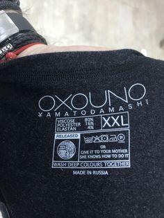 OXOUNO printedtag
