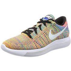 buy online 4d3b9 5997f Chaussure basket Course à pied Nike Lunarepic pour Homme   couleur  Noir -  Noir