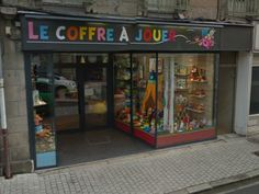 LE COFFRE A JOUER 8 Rue de Paris 29600 MORLAIX