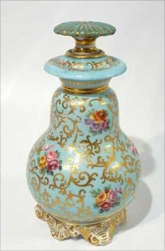 French perfume bottle by Jacob Petit