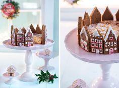 Kuchen-Advent-Ideen-Lebkuchen-Häuser-Apfelkuchen-Lust auf Kuchen