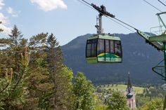 #Seilbahn Bürgeralpe #Mariazell