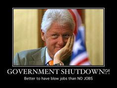 Government shutdown funnys