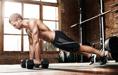 Are you looking to get strong and lean in 2015? Use this program through Men's Health Fitness to meet your 2015 goals. They include all of the instruction you need, right from your own computer! It couldn't get any easier than that!