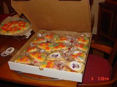 Chucky Cheese Birthday Party, Chuck E Cheese Birthday, Cheese Party, Pizza Cookies, Cookie Pizza, 5th Birthday, Birthday Ideas, Mommys Boy, Projects For Kids