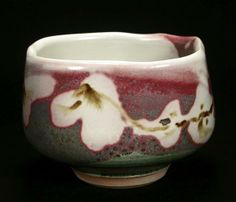 Robbin Hopper - Deep Organic Bowl, B'Oribe Series . . . check out his site with lots of great decoration . . .