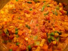 Nine vegetable curry for toddlers and kids