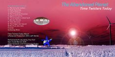 The Abandoned Planet - Time Twisters Today Cover