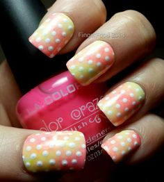 "NCC ""Inspired by Summer"" #3 - Nail Art Gallery"