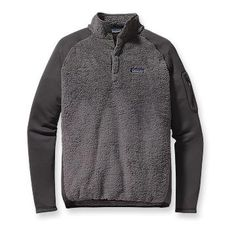 Patagonia Men's Los Lobos Snap-T® Pullover. Size Small $60  - grey or brown
