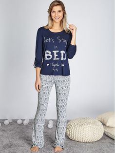 Pijama Stay in Bed - anyany
