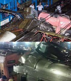 Galdino Saquarema Noticia: Choque de trem deixa dezenas de feridos no Rio
