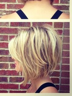 Haarschnitt - New Site la Coupe de cheveux - - Good Hair Day, Great Hair, Medium Hair Styles, Short Hair Styles, Pretty Hairstyles, Hairstyle Ideas, Choppy Bob Hairstyles, Angled Bob Haircuts, Wedding Hairstyles