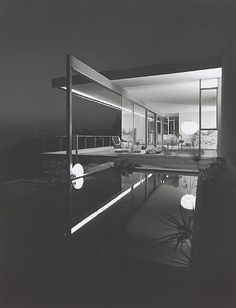 Chuey House, 1958 Los Angeles, CA / Richard Neutra, architect © Julius Schulman <3