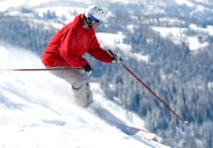 Do you want to learn how to Skii? Check out this basic #skiinglessons on-line!