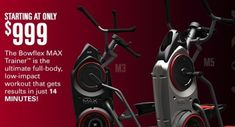 bowflex max trainer 14 minute recommended workouts http://www.dietfoodprograms.com/bowflex-max-trainers/
