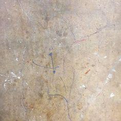 Gallery floors <For best experience see my feed. #SF #sfsu #artgallery #gallery #galleryfloor #cement #concrete #cementart #concreteart #urban #urbanart #urbanarcheology #artaccidently #pavement #floorart #hardscape #streetart #modern #modernist #accidentalart #abstractart #abstract #art #lookdown #unintentionalart #unexpectedart  #minimalist #minimal #intersection #cementfloor