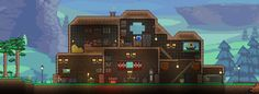 Simple Wooden House
