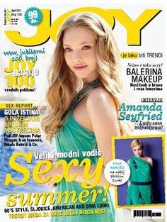 Joy [Serbia] (April 2011) - Lana