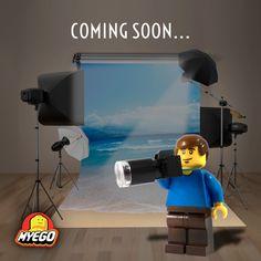Avviso a tutti i videomaker! Tenete la videocamera a portata di mano e gli occhi ben aperti: nei prossimi giorni ci saranno grandi novità per voi! #videomaking #videomaker #lego