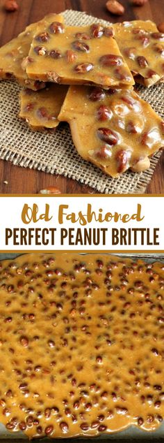 MOM'S BEST PEANUT BRITTLE RECIPE Shelled nut Brittle is my fathers most loved Christmas Candy. My mother made it consistently growing up and despite the fact that I was definitely not a colossal fan in those days, I can sure welcome it as a grown-up. Peanut Recipes, Candy Recipes, Dessert Recipes, Homemade Peanut Brittle, Chocolate Peanut Brittle Recipe, Brittle Recipes, Christmas Baking, Christmas Candy, Christmas Desserts