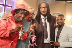 "Bernice Jenkins, Fred Hammond & Waka Flocka Flame Guest Star On ""The Rickey Smiley Show"""