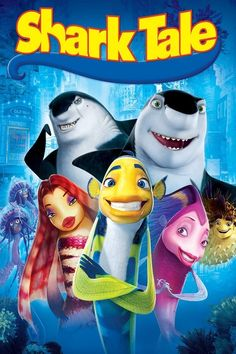 click image to watch Shark Tale (2004)