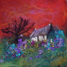 Ruby Tangerine by Moy Mackay